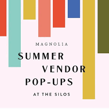 magnolia summer pop up